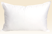 king-sized down and feather pillows